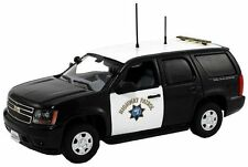 California Highway Patrol Police Trooper 2012 Chevy Tahoe Suv FIRST RESPONSE