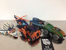 Transformers Fall Of Cybertron Ruination - 5 DLX Class - 99.9% Complete