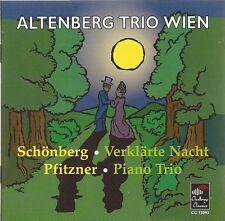 Pfitzner – Piano Trio • Schönberg – Verklärte Nacht / Altenberg Trio Wien
