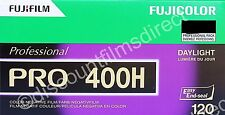 5 x FUJI PRO 400H 120 ROLL  CHEAP COLOUR CAMERA FILM by 1st CLASS POST