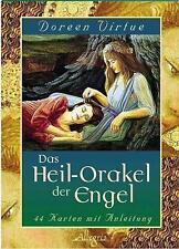 Das Heil-Orakel der Engel Doreen Virtue 9783793420170