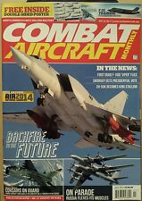 Combat Aircraft Monthly Air Power Review F-16IQ Viper July 2014 FREE SHIPPING