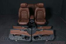 Audi A7 4G Leder Komfort SITZE Belüftung Massage Lederausstattung leather seats.