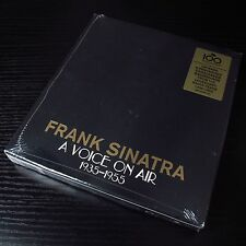 Frank Sinatra - A Voice On Air (1935-1955) 2015 USA CD Sealed #0304