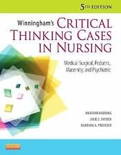 Winningham's Critical Thinking Cases in Nursing : Medical-Surgical, Pediatric, M