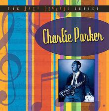 Jazz Legends Charlie Parker MUSIC CD