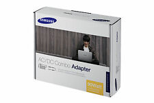 Genuine Samsung Combo Power Supply Adapter AC Car Airplane 90 Watt Charger PSU