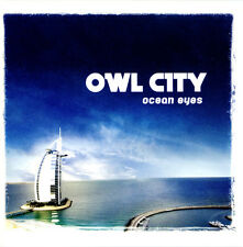 Owl City 'Ocean Eyes' 12-Track EUROPE 2009 Promo CD Album - Excellent!