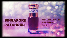 Singapore Patchouli - Beautiful Warm Floral - Pure Natural Essential Oil - 3ml