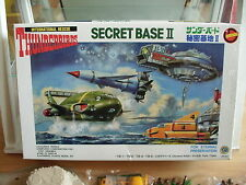 Model kit Imai Thunderbirds Secret Base II in Box