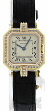 Cartier Panthere 18K Yellow Gold & S/S W/ Diamonds