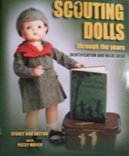 VINTAGE GIRL SCOUTS DOLLS $$$ id PRICE GUIDE COLLECTOR BOOK  Picture's Brownie
