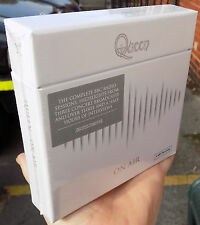 Queen CD x 6 On Air - The Complete BBC Radio Sessions 2016 BOX Set NEW Sealed