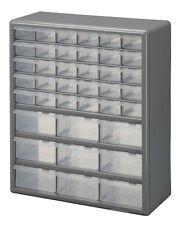 StackOn 39-Drawer Organizer Storage Cabinet Parts Tools Bin Home Office Garage