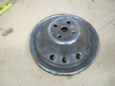 Chevy Engine Water Pump Pulley Pully Ford Dodge Blazer 350 327 Pickup Rat Rod J