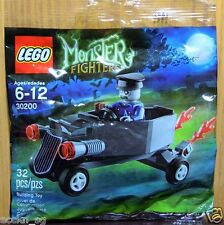 LEGO MONSTER FIGHTERS 30200 Zombie Chauffeur Coffin Car