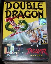 Double Dragon V: The Shadow Falls  (Jaguar, 1994) Atari Collector Very Rare Mint