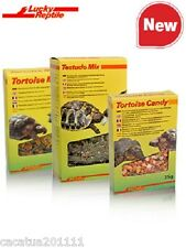 NEW TORTOISE FOOD RECIPE: LUCKY REPTILE TESTUDO MIX FOR TORTOISES 250G