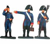Prince August 54mm French Napoleonic Artillery men rubber molds moulds PA80-12