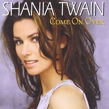 Shania Twain-Come On Over CD