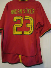Galatasaray 2002-2003 Third Hakan Suker Football Shirt Size Medium /39264