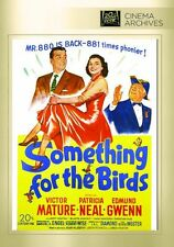 Something for the Birds - Region Free DVD - Sealed