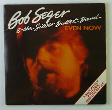 """2 x 7"""" Single - Bob Seger & The Silver Bullet Band - Even Now - s863"""
