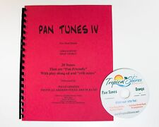 "Steel Drum Play Along Book ""Pan tunes 4"""