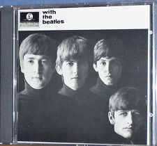 The Beatles - With the Beatles (Rare 1992 Dutch 14-Track Mono CD Album)