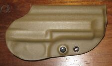 eagle industries G-CODE OSH holster Beretta 92 FS M9 kydex coyote brown no rail