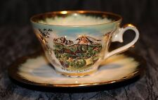 Kunst-Palette Regnitzlosau, K+T, Tea Cup & Saucer, Bavaria, Made in Germany