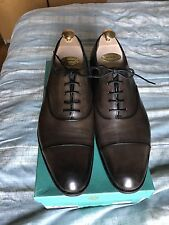 EDWARD GREEN HAND MADE OXFORDS / SHOES / CAP TOE / Size 11US