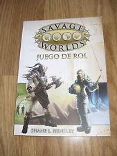 Savage Worlds - El Juego de Rol en Castellano