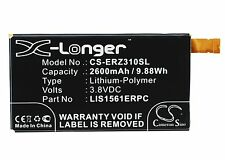 NEW Battery for Sony Ericsson Cosmos DS D5803 D5833 LIS1561ERPC Li-Polymer