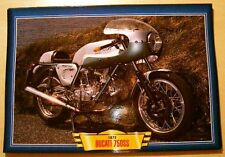 DUCATI 750SS 750 SS SUPER SPORT CLASSIC MOTORCYCLE BIKE 1970'S PICTURE 1973