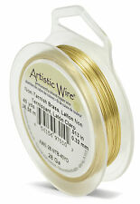 BEADALON ARTISTIC WIRE - 28 gauge 0.32mm Standard Colours
