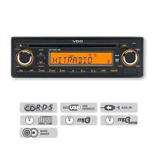VDO 24V Radio Tuner CD USB MP3 Truck LKW Bus CD7326U-OR  Dayton 24 V Volt 24Volt