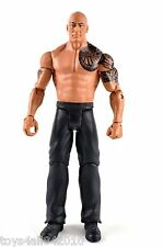 the Rock WWE MATTEL Basic WWF Legend Flashback Wrestling ACTION FIGURE- s73