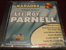 CHARTBUSTER 6+6 KARAOKE DISC 20511 LEE ROY PARNELL CD+G COUNTRY MULTIPLEX