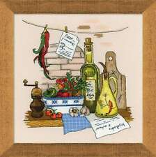 """Counted Cross Stitch Kit RIOLIS - """"Still Life with Pepper"""""""