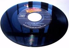The Coronets / The Invincibles It Be Heavenly - Mr Moonglow 1953 R&B 45rpm RE NM