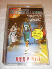 Master P Presents No Limit All Stars CASSETTE NEW Who U Wit?