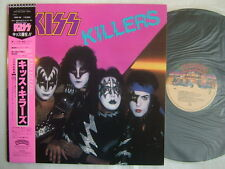 KISS KILLERS / WITH OBI AND PORTRAIT MINT- NM COPY