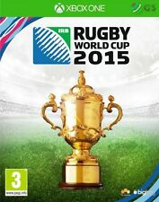 Rugby World Cup 2015 Xbox One * NEW SEALED PAL *