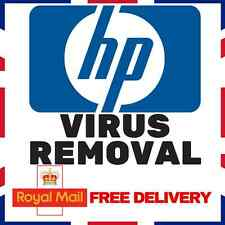 HP WINDOWS VIRUS REMOVAL - ANTIVIRUS/ANTI-MALWARE/ANTI-SPYWARE XP VISTA 7/8/10