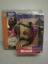 MCFARLANE SPORTS FIGURE- LOS ANGELES CLIPPERS- ELTON BRAND- BRAND NEW- L200