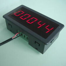 Digital LED Punch Counter 5 Digit Electronic Counter DC 12V 24V Count 0-99999