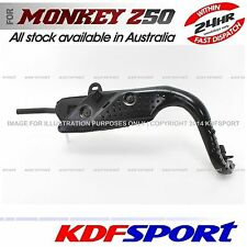 KDF MUFFLER EXHAUST PIPE PARTS AFTERMARKET FOR HONDA MONKEY Z50R Z50 MINI 50