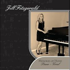 "Jill Fitzgerald ""Memories of Home"" - CD Only - New Age Altenative Music - Piano"