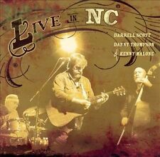 Live in NC by Darrell Scott/Danny Thompson (Bass) (CD, Aug-2005, Full Light...